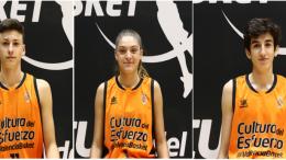 L'Alqueria del Basket, cantera del Valencia Basket, de nuevo con la selección española