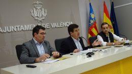 Ciudadanos lleva a la Fiscalía al PSPV por la exención de la plusvalía por la venta de la sede de Blanquerías