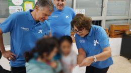 Xicu Costa, La Semana Social del Voluntariado de la Comunitat Valenciana moviliza al 34% de la plantilla de CaixaBank