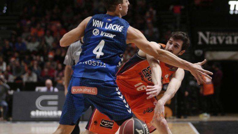 Valencia Basket recibe en la Fonteta a un mejorado Delteco GBC