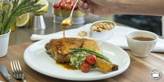 Las recetas de Mercadona, Pollo de Campo al ajo y limón