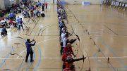 El Pabellón Polideportivo de Almussafes acogió el pasado domingo 11 de noviembre el Trofeo de Tiro con Arco en Sala Villa de Almussafes.