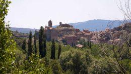 La Diputación entrega a los municipios las ayudas del plan conjunto con el Consell contra la despoblación - Castielfabib