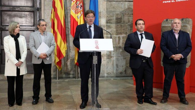 La Generalitat facilitará cajeros automáticos a 95 municipios que no disponen de servicios financieros