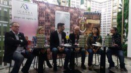 Convivir Russafa lanza el cuento infantil 'Russafa, un barri per a viure' para celebrar la apertura del Parque Central
