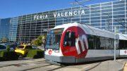 Metrovalencia ofrece servicio especial de tranvía para acudir a la Feria del Automóvil y Vehículo de Ocasión