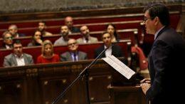 """Fernando Giner: """"Es día para defender la igualdad, la libertad, la solidaridad y la unión de los españoles"""""""