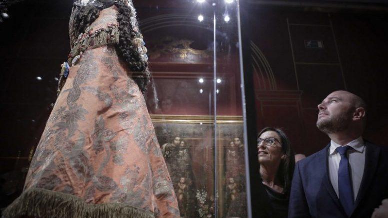 La Mare dels Desamparats como símbolo de unión de los valencianos y valencianas