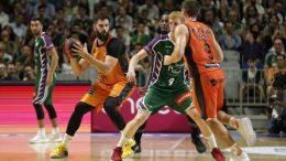 Valencia Basket abrirá el Top 16 en la Fonteta el miércoles 2 de enero a las 20:45h ante Unicaja- ACB Foto M.Pozo