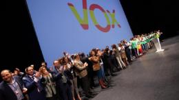 Propuestas de VOX para la investidura en Andalucía