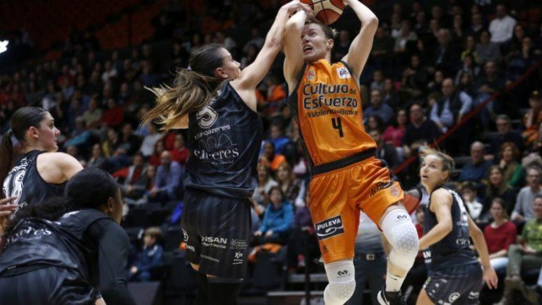 Valencia Basket se lleva una importantísima victoria en casa (66-60)