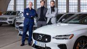 La galardonada gama de Volvo Cars demuestra que tres directores de diseño son mejor que uno