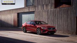 Los Volvo S60 y V60 obtienen 5 estrellas en la puntuación de seguridad de Euro NCAP