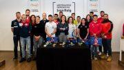 La Fundación Trinidad Alfonso reconoce los grandes éxitos de los deportistas FER en 2018