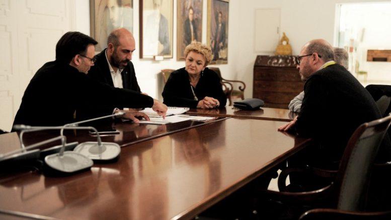 La Diputación presenta una solución a l'Eliana para la CV-336 con el apoyo vecinal