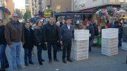 Fernando Giner denuncia la indefensión de los comerciantes valencianos ante la proliferación de la venta ilegal