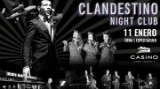 Clandestino Night Club te lleva al Chicago de los años 40