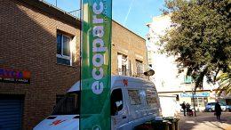 Novedades en el servicio municipal del Ecoparque Móvil de Xirivella