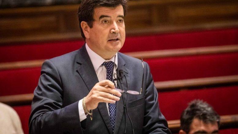 """Fernando Giner """"No vamos a permitir que los caprichos y la ideología de Ribó hagan la vida imposible a los valencianos"""""""