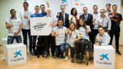 CaixaBank nuevo patrocinador del Comité Paralímpico Español