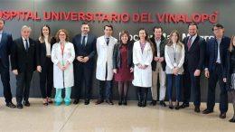 """Bonig: """"el Hospital de La Ribera no se sabe qué va a pasar con el personal; hay 400 contratados más y una mala prestación de los servicios""""."""