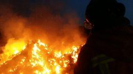 Los bomberos del Consorcio Provincial sofocan más de 5.000 incendios en el último año
