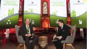 """Ignacio Galán en Davos que """"el coste de la descarbonización es sensiblemente inferior al riesgo de la inacción"""""""