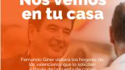 """Fernando Giner, """"Nos vemos en tu casa """""""
