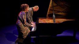 Mozart deslumbra en el Palau en versión clásica e improvisada en clave de Jazz