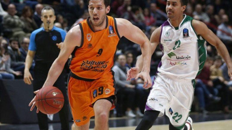 Valencia Basket visita el Martín Carpena por cuarta vez en competición europea
