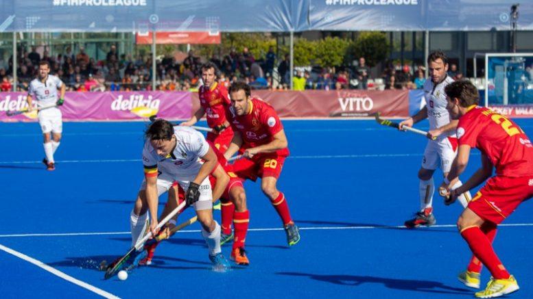 Valencia se prepara para el segundo duelo de la FIH Pro League: España-Gran Bretaña