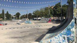 El Ayuntamiento de Torrent renovará la pista de skate de la avenida Reina Sofía