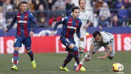 El Levante se recompone sin Toño para enfrentarse al Celta