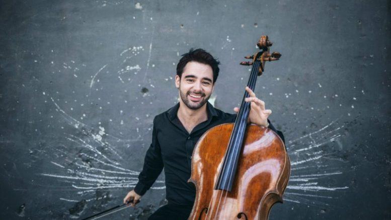 El violonchelista Pablo Ferrández debuta en el Palau con la Orquesta de Valencia y Ramón Tebar