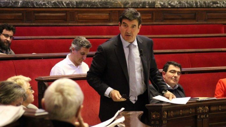 """Fernando Giner: """"Ciudadanos pondrá en cuarentena las fundaciones del Ayuntamiento"""""""
