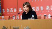 """Bonig: """"Los tribunales han tumbado todas las medidas educativas de Puig"""""""