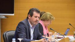 """José Ciscar: """"Los comparecientes de Crespo Gomar por la financiación irregular del PSPV han reconocido que emitieron facturas a empresas sin realizar trabajos"""""""
