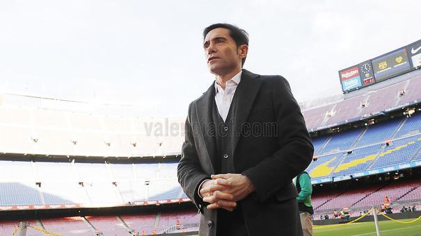Marcelino, 'Estuvimos muy cerca de la victoria y me siento orgulloso de los jugadores'.jpg