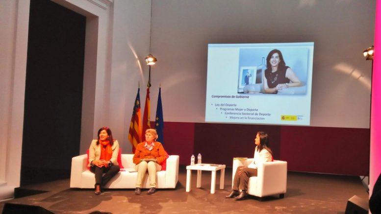 """Paloma del Río: """"Los medios deben visibilizar a las mujeres en el deporte para que las niñas tengan referentes"""""""