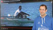 Juan Luis Moraes consigue un cuarto puesto en el campeonato del mundo de remo adaptado de California con el apoyo de Ribera Salud