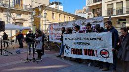 Vox condena los actos violentos que han sufrido sus militantes en una mesa informativa en Sueca