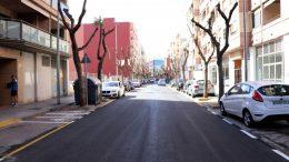 Torrent continúa con las mejoras en los barrios y calles de la ciudad