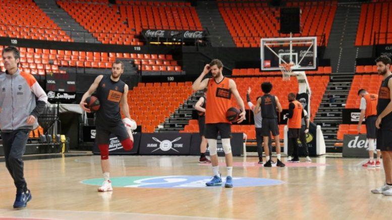 Vuelta al trabajo sin los internacionales Alberto Abalde y Bojan Dubljevic