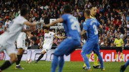 El Valencia CF merece más que el empate ante el Getafe CF (0-0)
