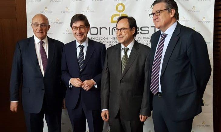 Presidencia Acto inaugural de Forinvest