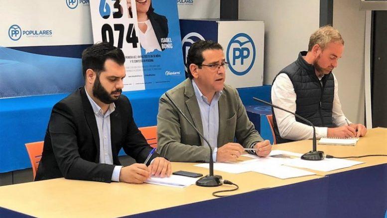 """Jorge Bellver """"PSPV y Compromis están consiguiendo el bloqueo absoluto de la fiesta de los toros en nuestra Comunidad"""""""