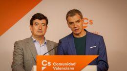 """Giner y Cantó: """"Salimos a ganar las elecciones, tenemos equipo y un programa para superar la época triste del tripartito"""""""