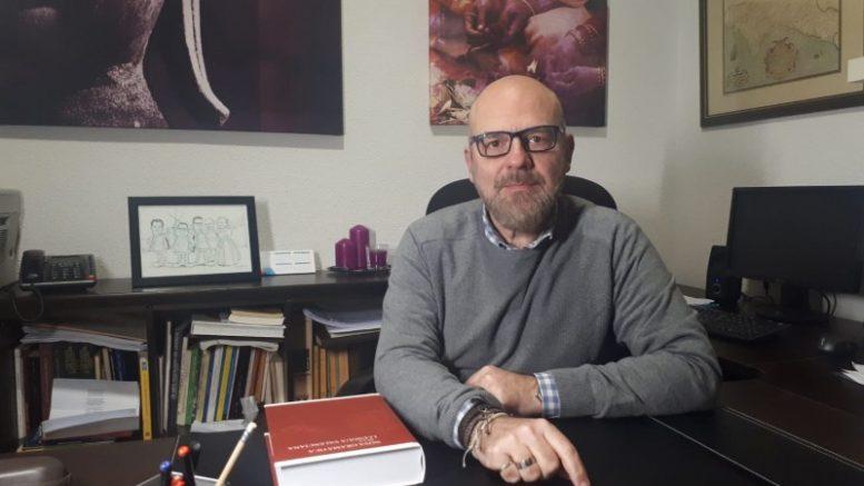 Miquel García Maldonado Candidat a l'alcaldia de Valéncia per Poble Democràtic