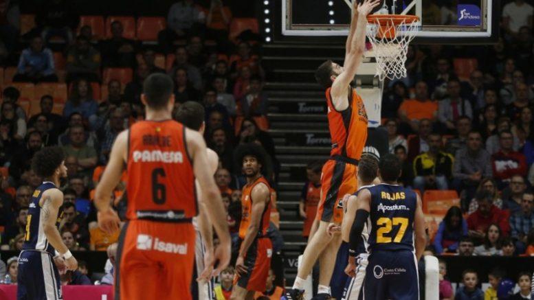 Triunfo coral y contundente de Valencia Basket ante UCAM Murcia (89-65)