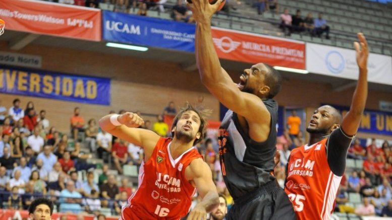 Valencia Basket cierra una semana frenética recibiendo al UCAM Murcia en la Fonteta